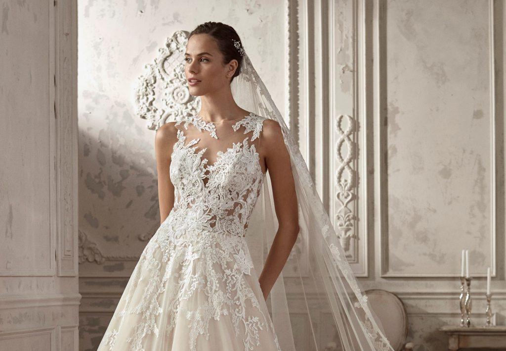 Nové kolekcie svadobných šiat už v salóne! Svadobné šaty ... 2030097cdc9