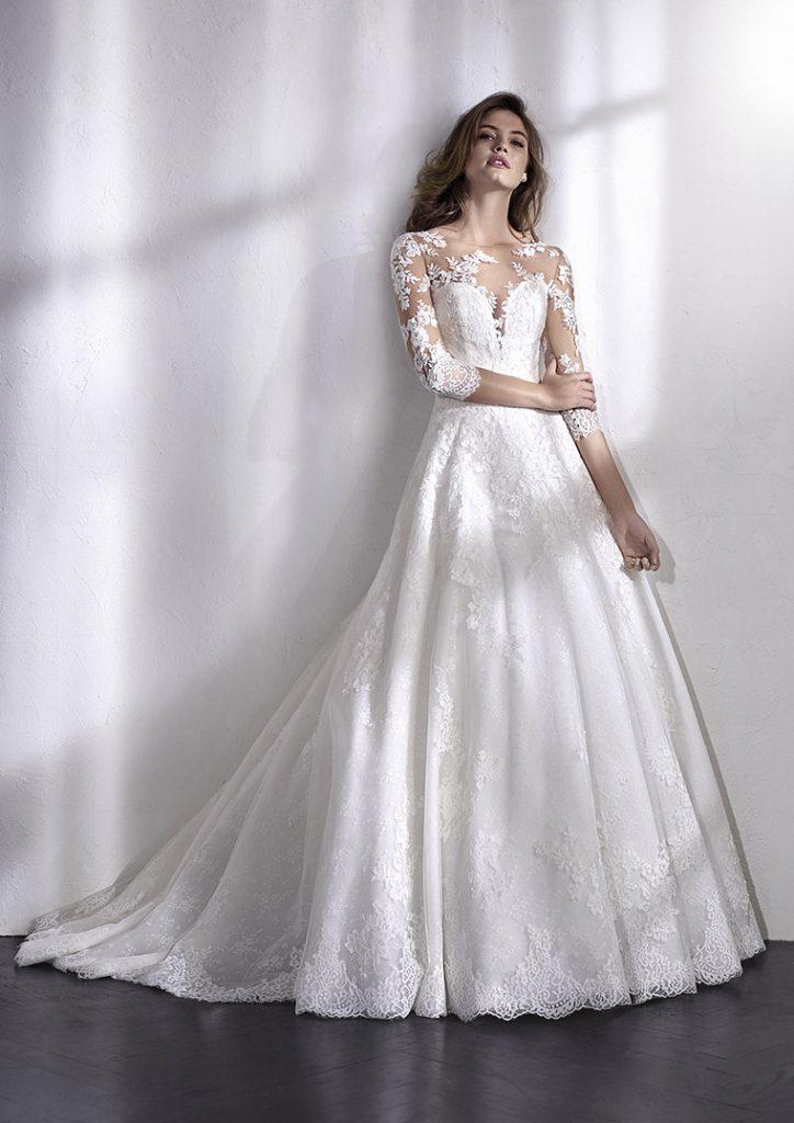 afc45c905b00 Svadobné šaty predaj požičovňa Svadobný salón Weda v Bratislave