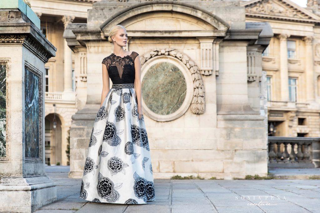 33c548c7a350 Plesové šaty 2019 – prémiová španielska značka spoločenských šiat Sonia  Peňa už v Salóne Weda!
